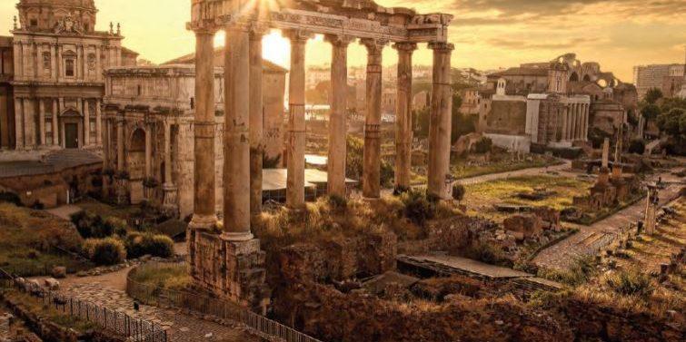 Rome Sunlight